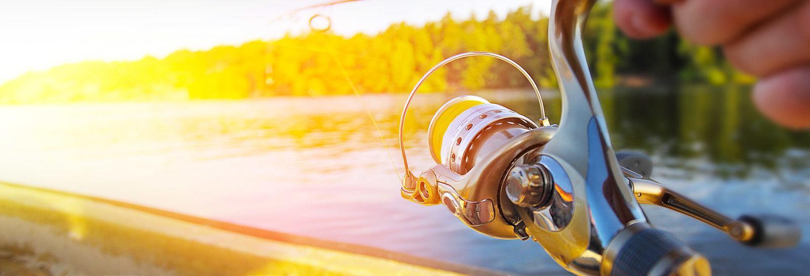снасти для рыбалки в украине